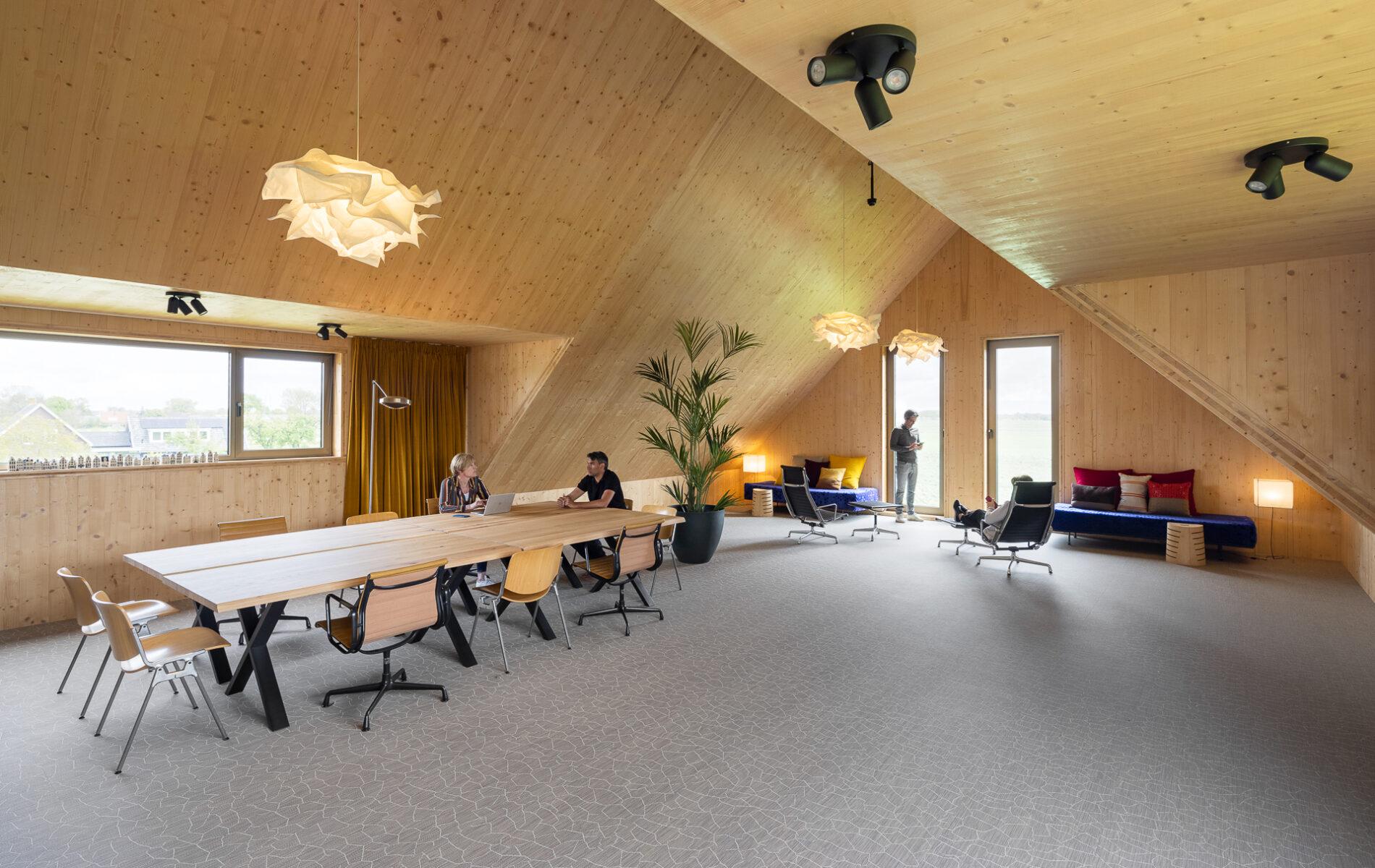 De Nieuwe Schuur, De Panoramazaal - Zakelijke Verhuur, directie meeting